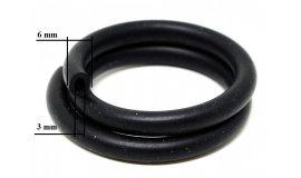 Benzínová Hadička UNI 4 mm x 11 mm