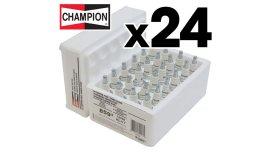 Zapaľovacia sviečka CHAMPION RCJ7Y/W24 píly/krovinorezy 24ks VEĽKÝ ZÁVIT S ODPOROM - RCJ7Y