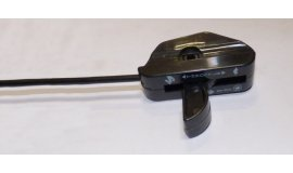 Plynové lanko s manetkou UNIVERZÁLNY PLAST 1563mmx1500mm