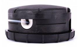 Strunová hlava poloautomatická 127mm 10x1.25Z